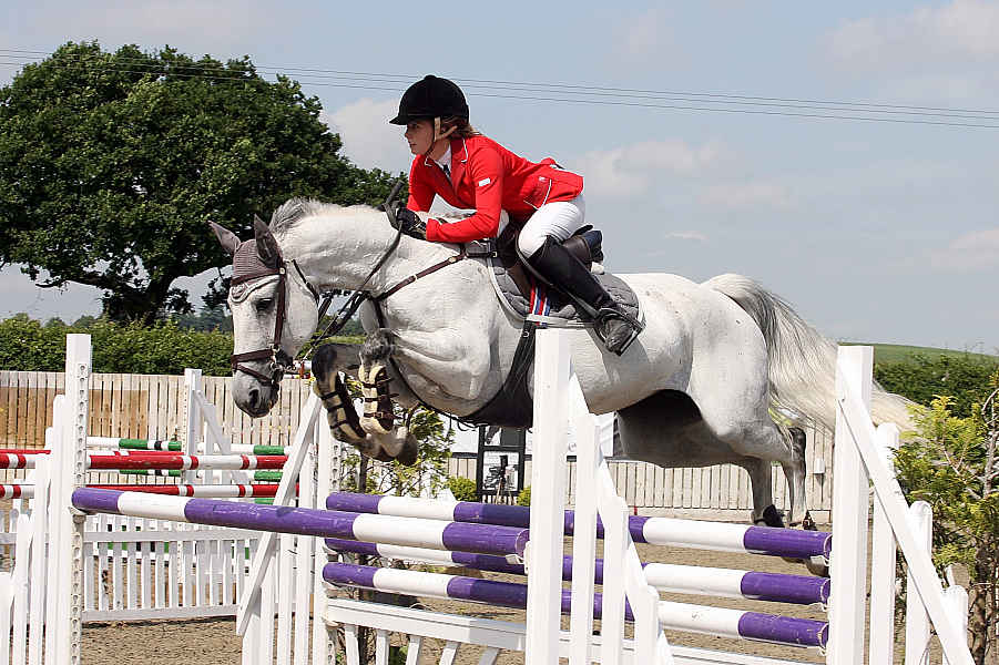 Jump for It - Equestrian Photographers York - 05